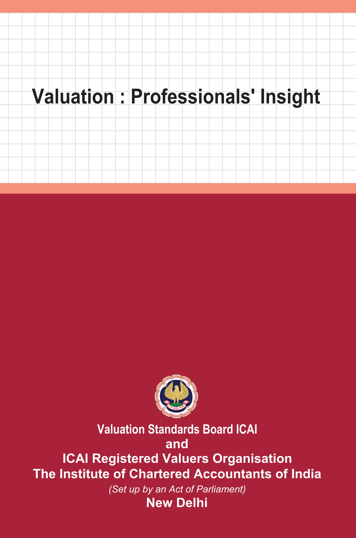 Valuation: Professionals' Insight (July, 2018)