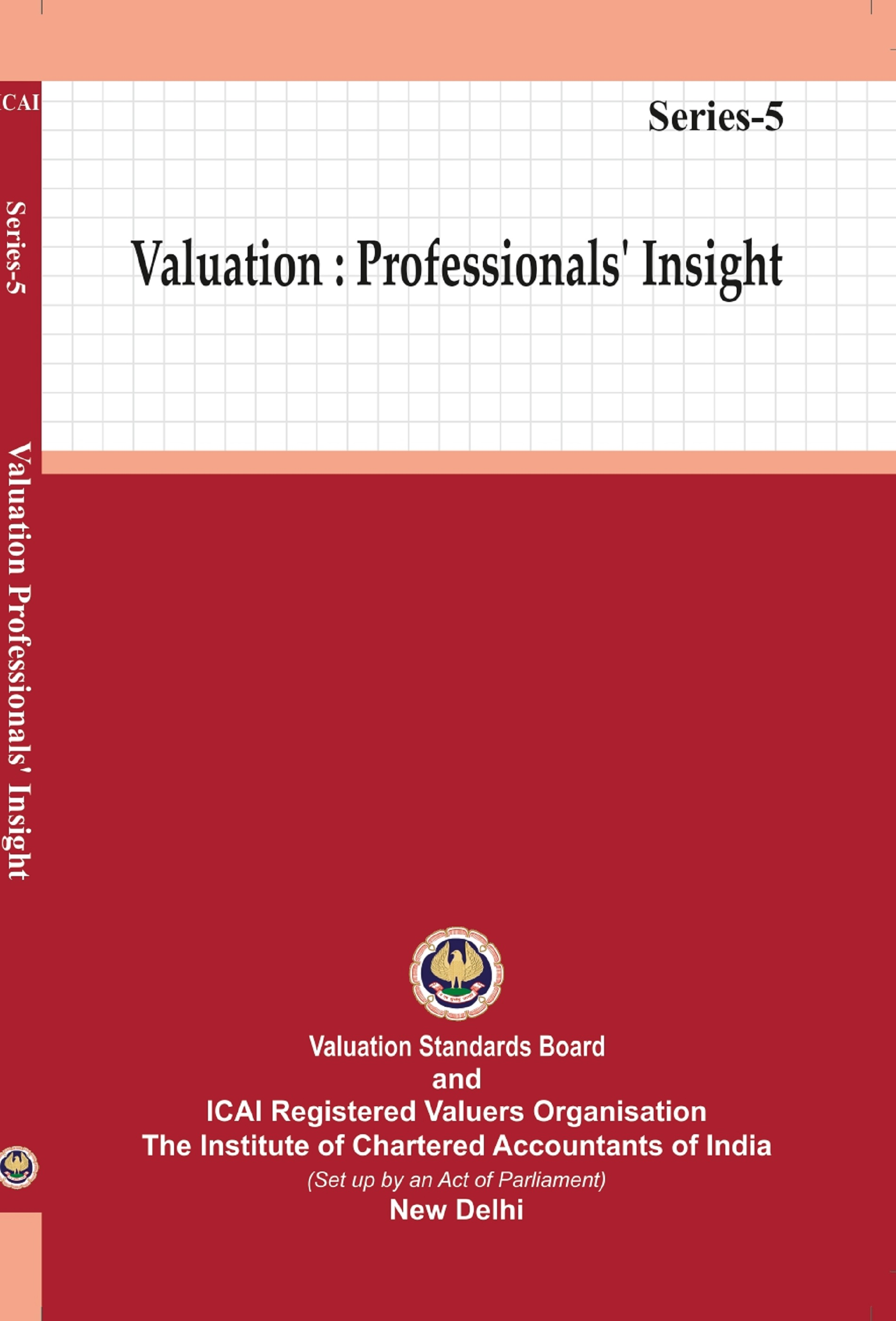 Valuation : Professionals' Insight, Series-5 (February, 2021)