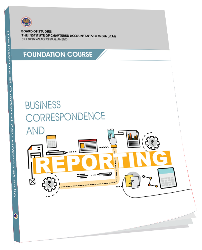 Foundation Course - Business Correspondence and Reporting (P-2-II), July, 2017