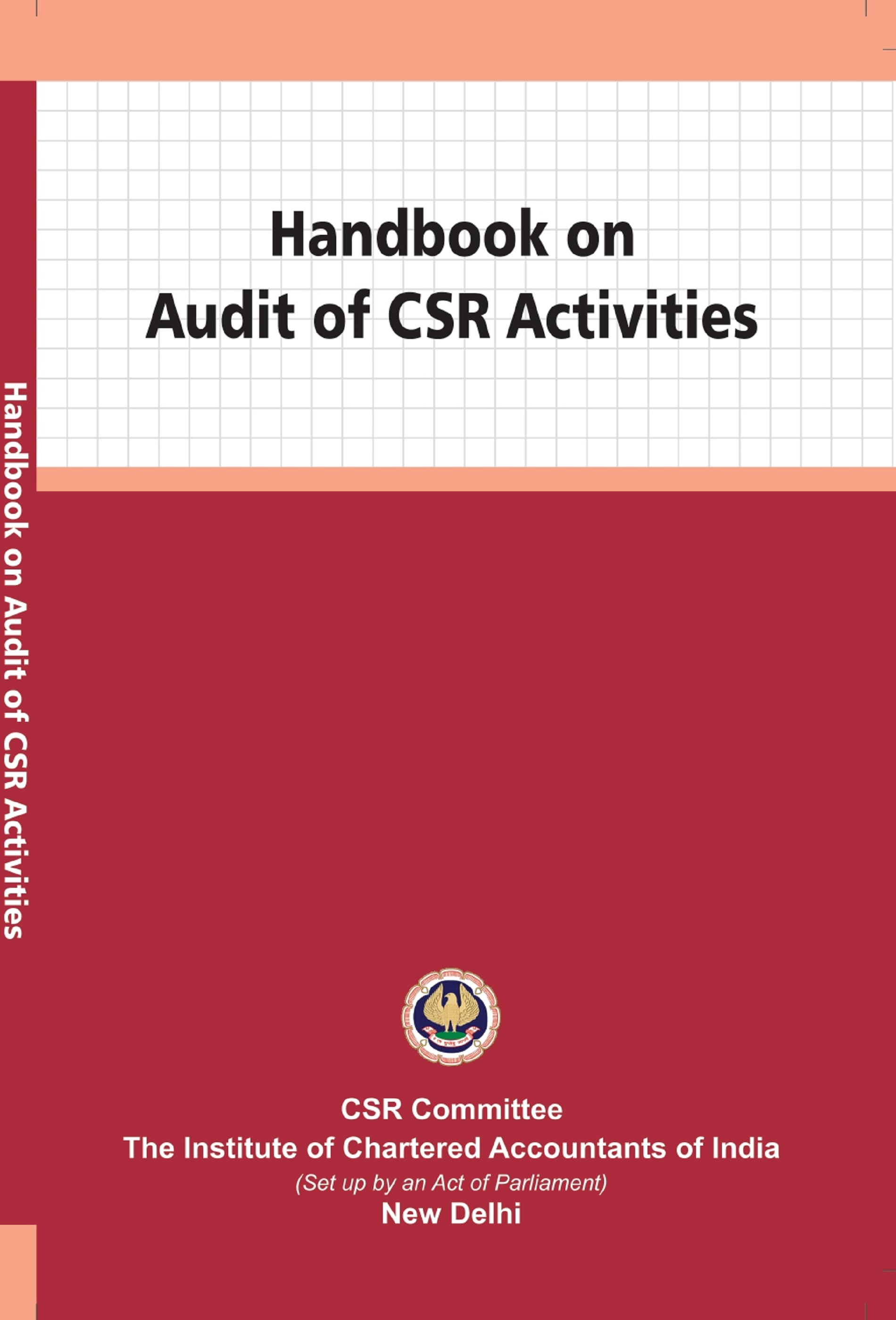 Handbook on Audit of CSR Activities (December, 2020)