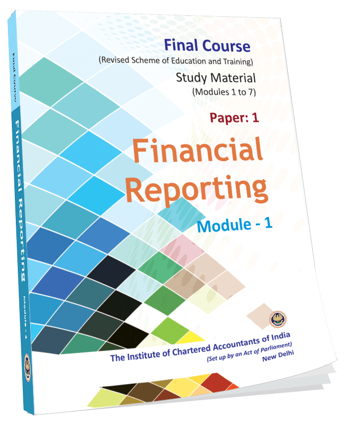 Financial Reporting - (Module 1-7),August, 2017