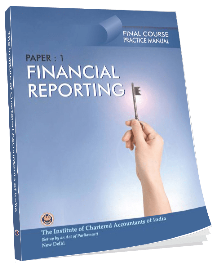 Final Practice Manual Financial Reporting, January, 2017