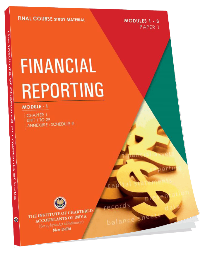 Final Study Material Financial Reporting, January, 2017