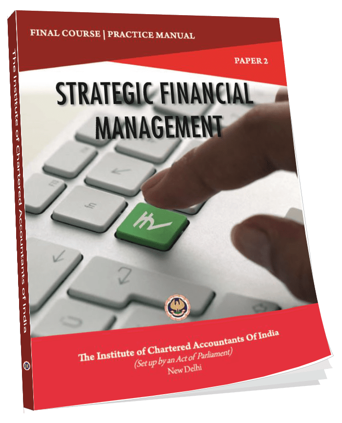 Final Practice Manual Strategic Financial Management, January, 2017