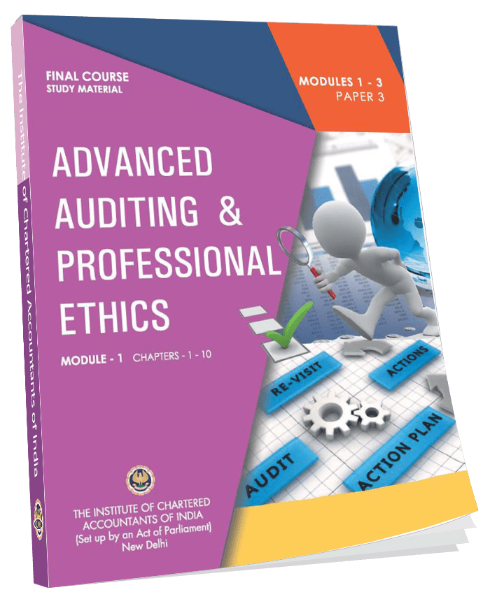 Final Study Material Advanced Auditing & Professional Ethics,  January, 2017