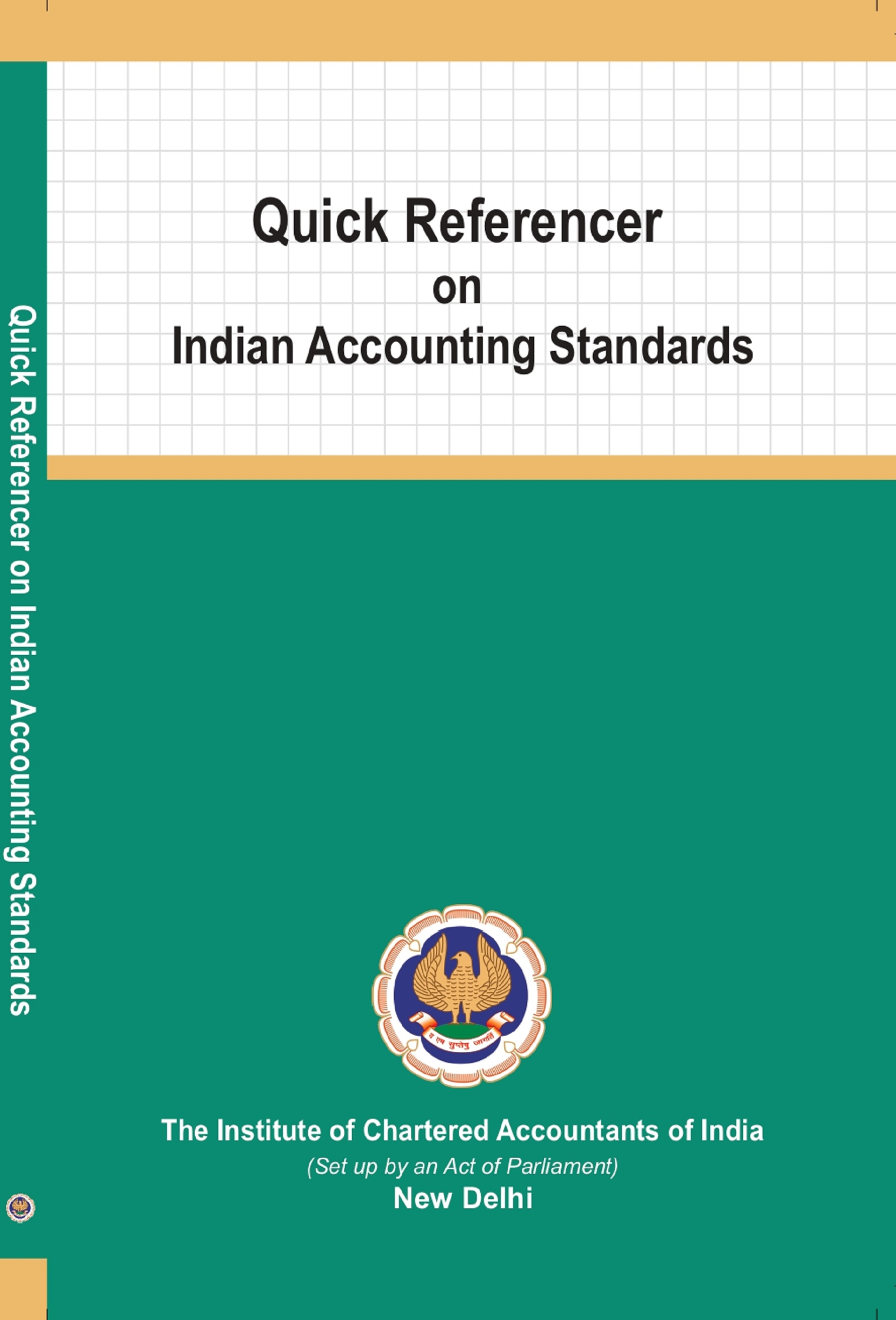 Quick Referencer on Indian Accounting Standards (November, 2019)