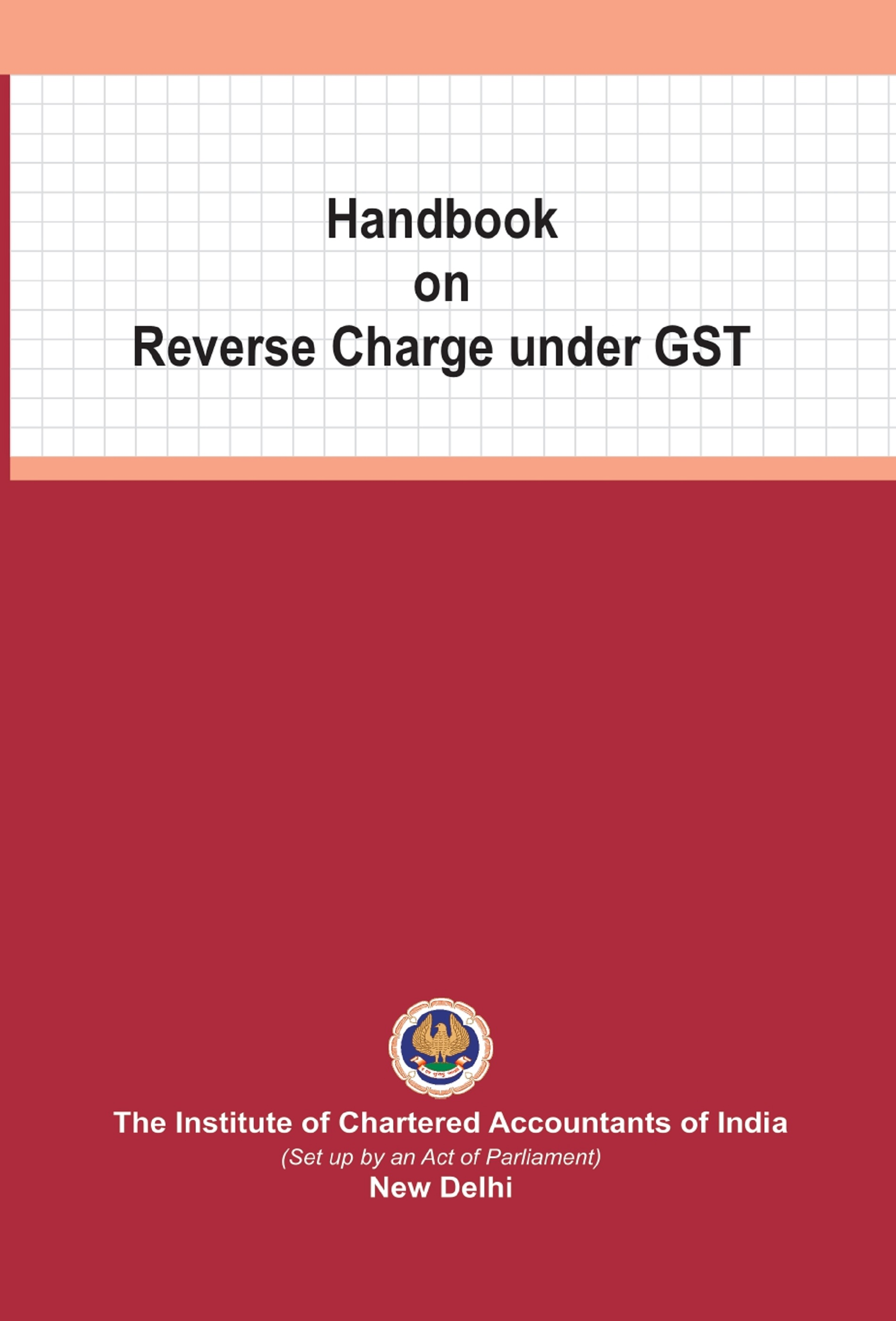 Handbook on Reverse Charge under GST (May, 2020)