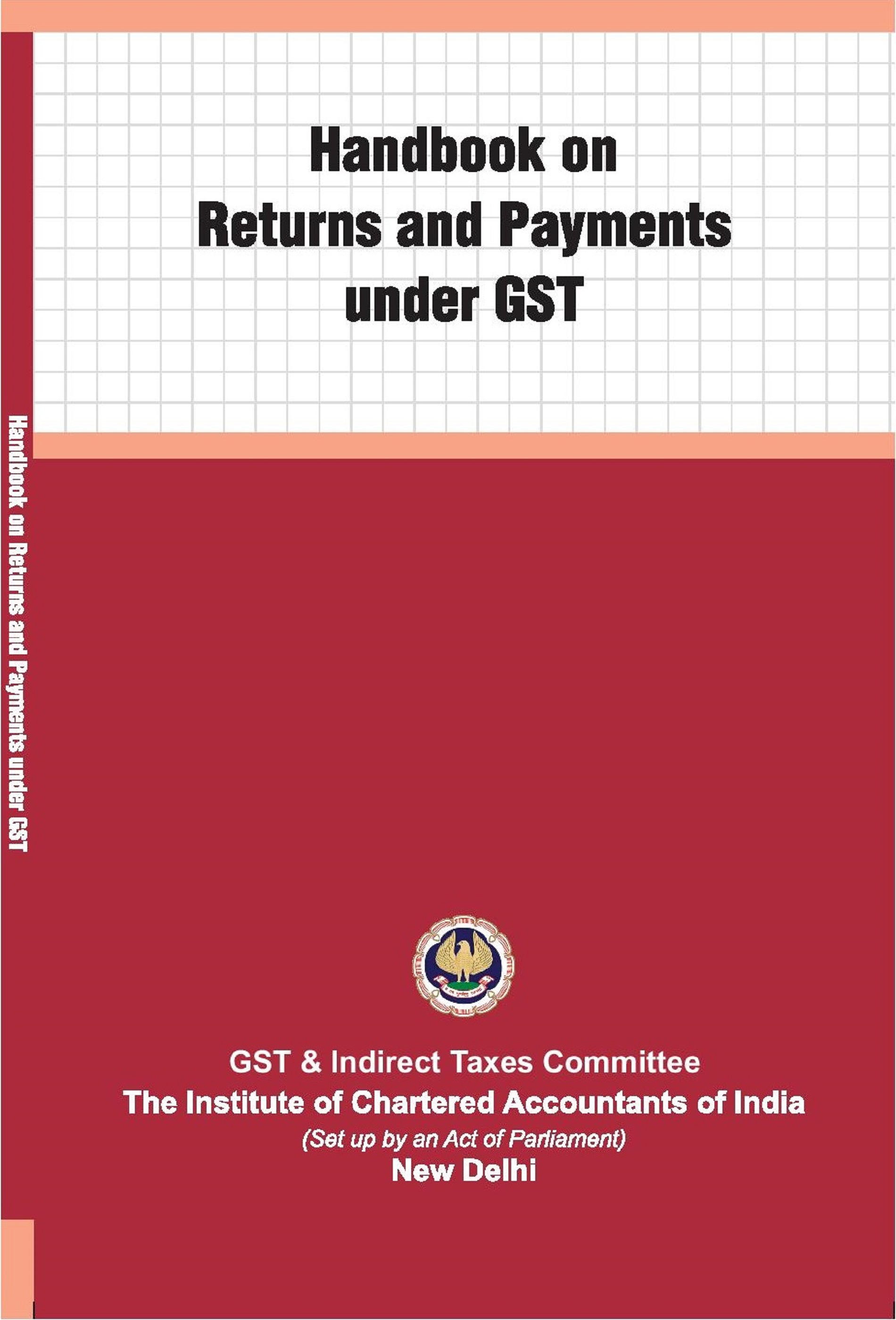 Handbook on Returns and Payments under GST (December, 2020)