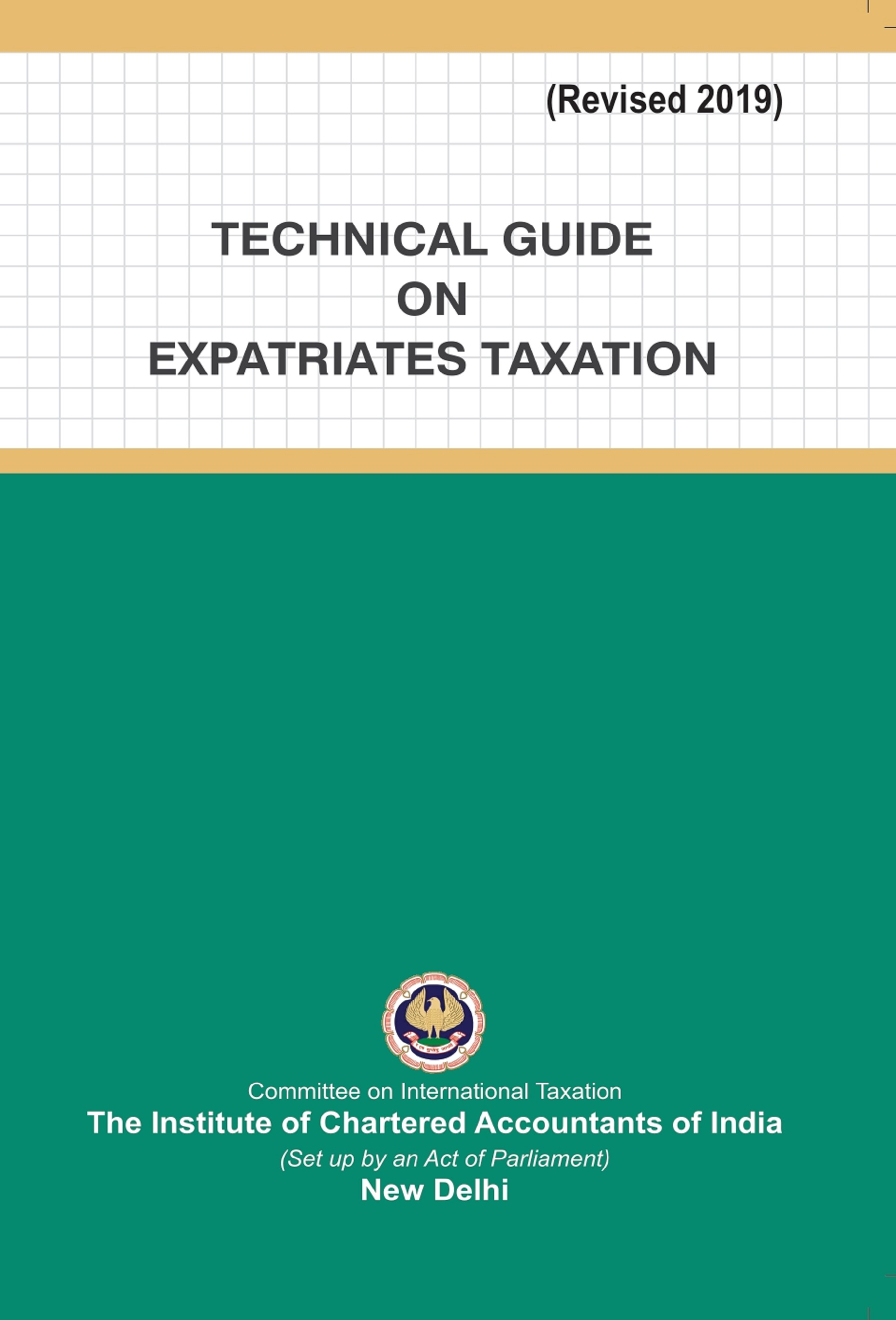 Technical Guide on Expatriates Taxation (Revised 2019)