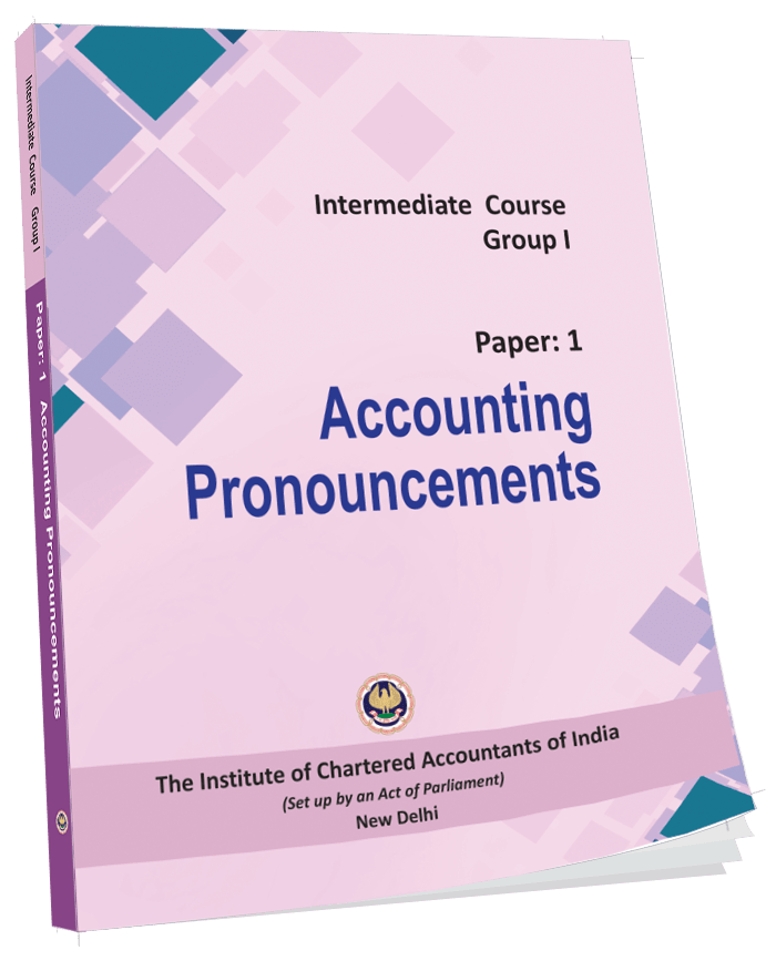Accounting Pronouncements-Group-I (English), July, 2017