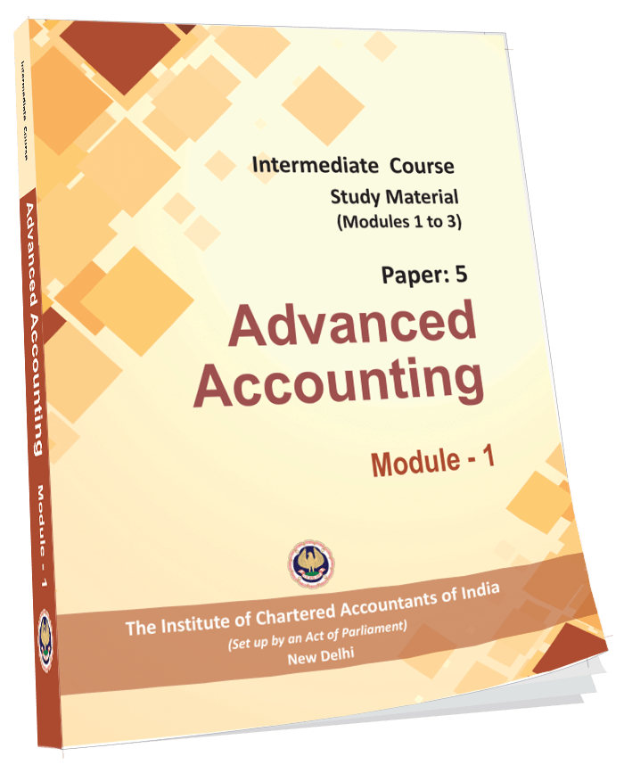 Advanced Accounting - (Module 1-3) - (English), July 2017