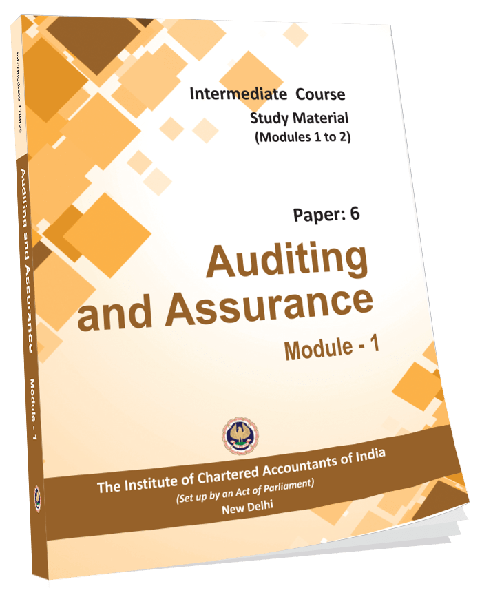 Auditing and Assurance - (Module 1-2) - (English), July 2017