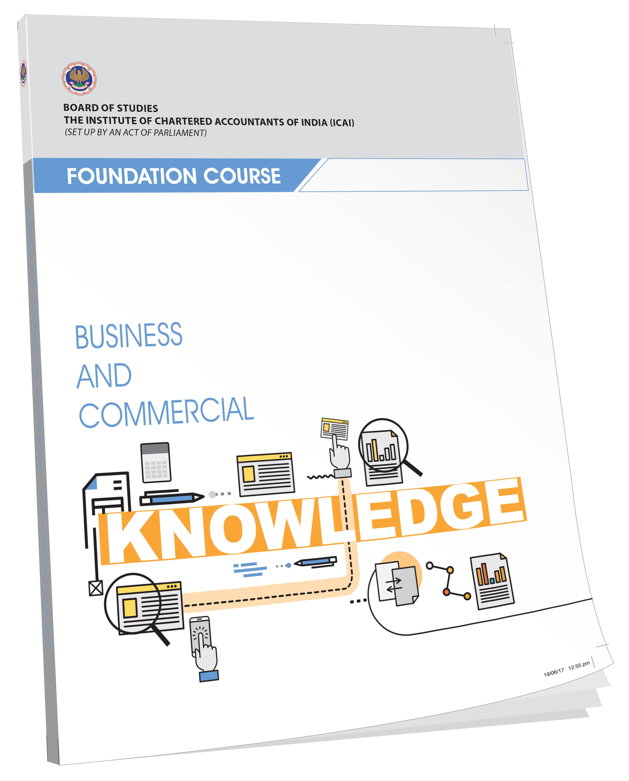 Business and Commercial Knowledge (English), July 2017