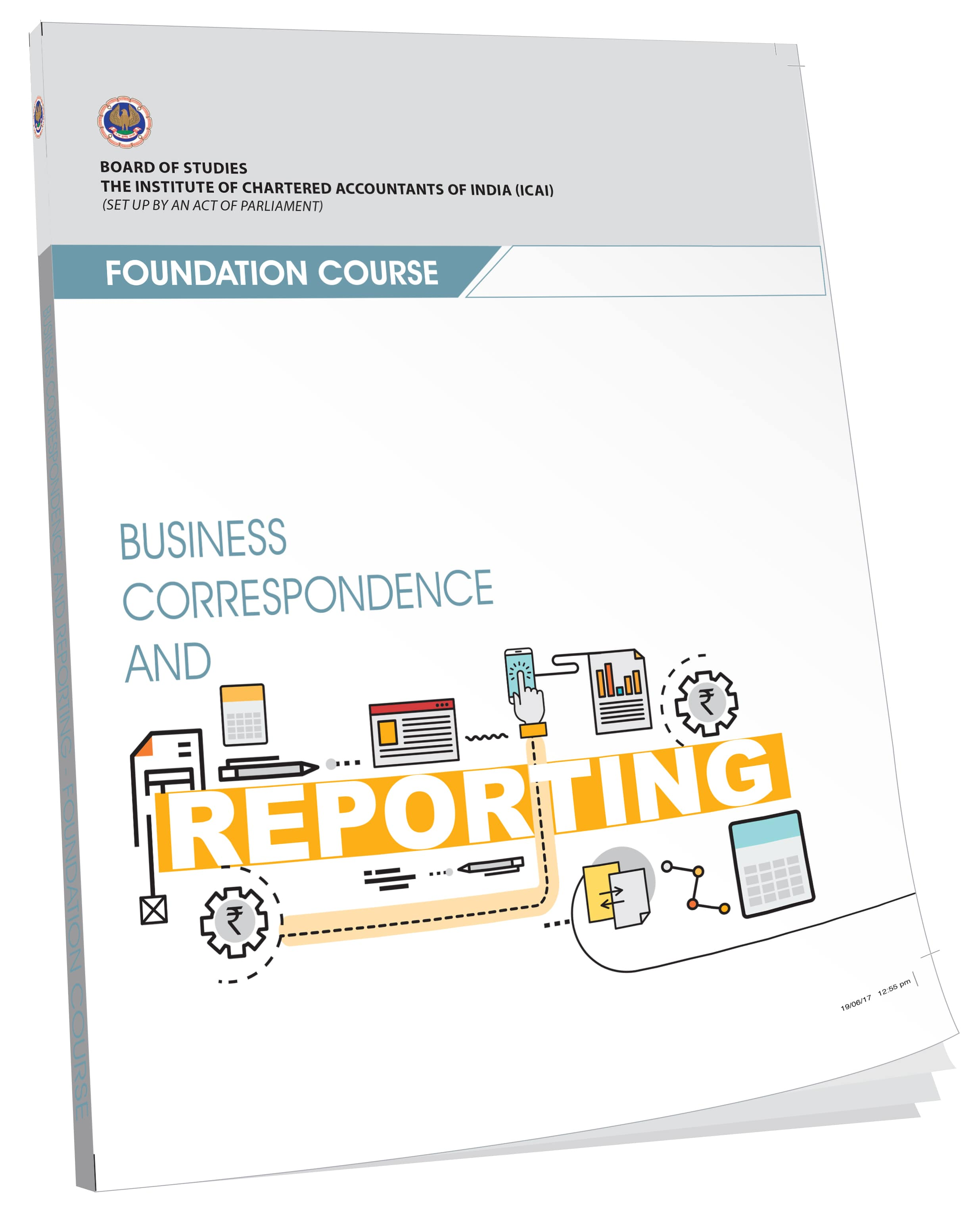 Business Correspondence and Reporting (English), July, 2017