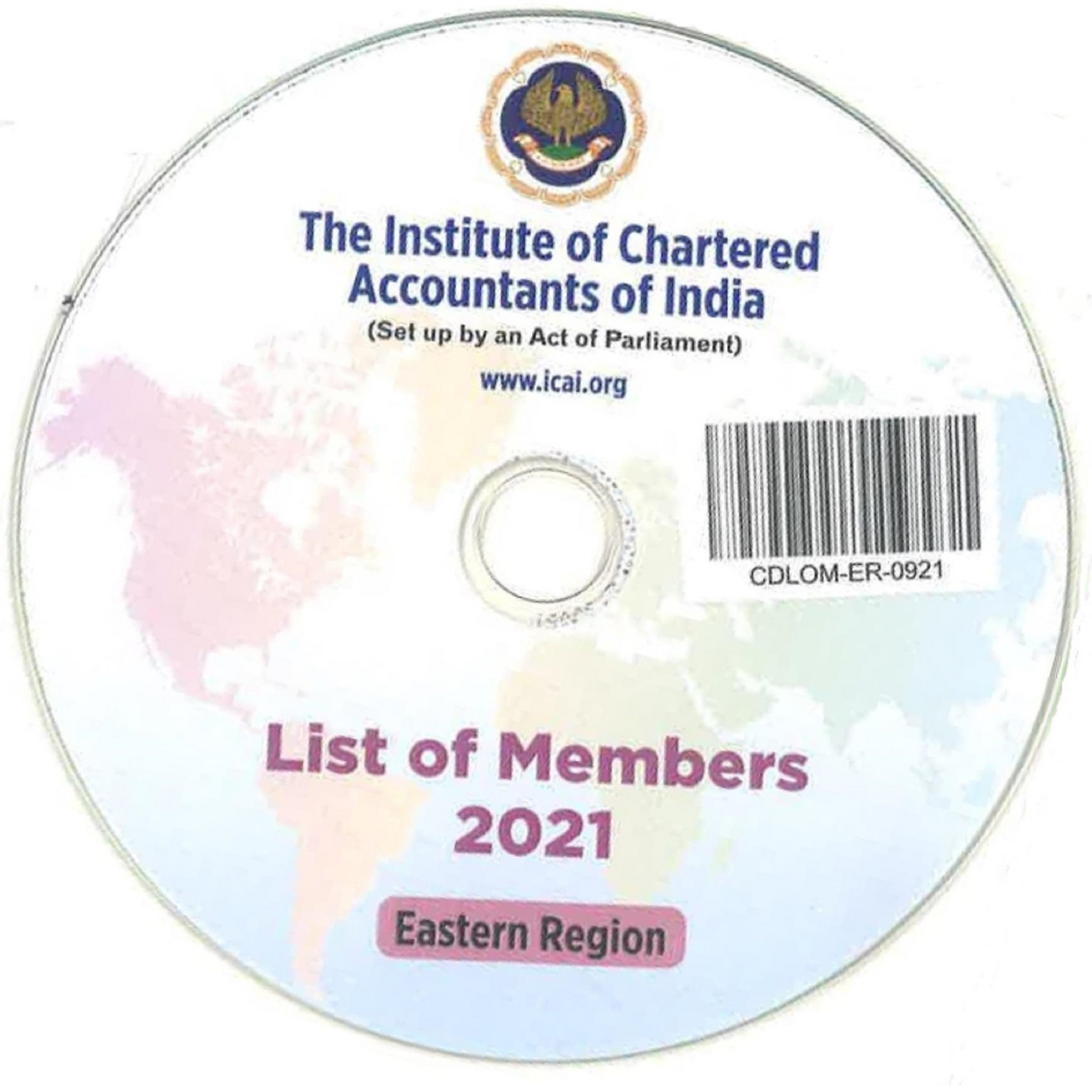 CD-List of Members, 2021 (Eastern Region)