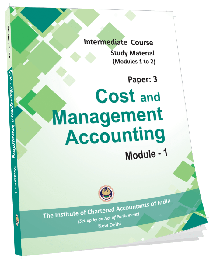 Cost and Management Accounting - (Module 1-2) - (English), July 2017