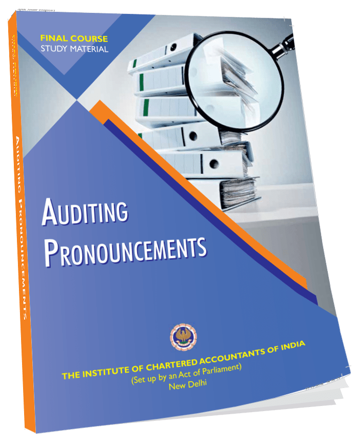 Final Auditing Pronouncements, January, 2017