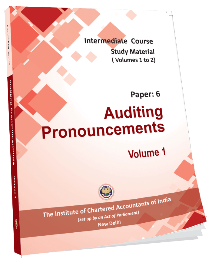 Auditing Pronouncement -  (Module 1-2)(English), July, 2017