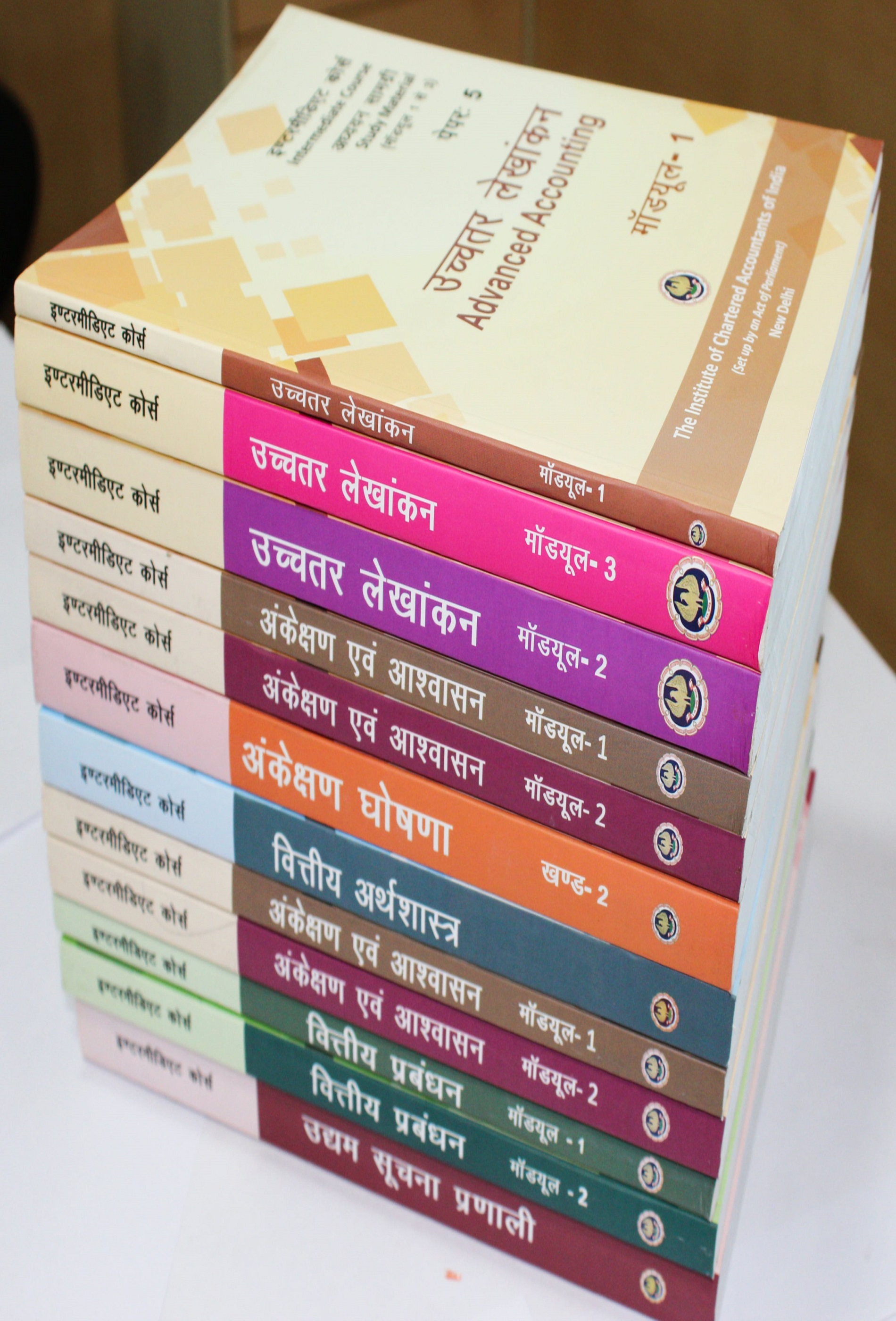 Intermediate Study Kit - Group lI (Hindi) (Under Revised Scheme)