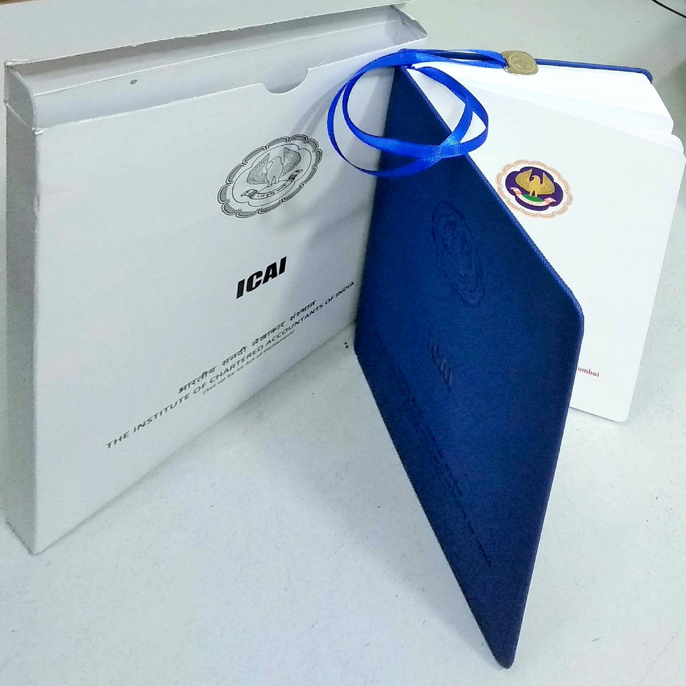 ICAI Notebook