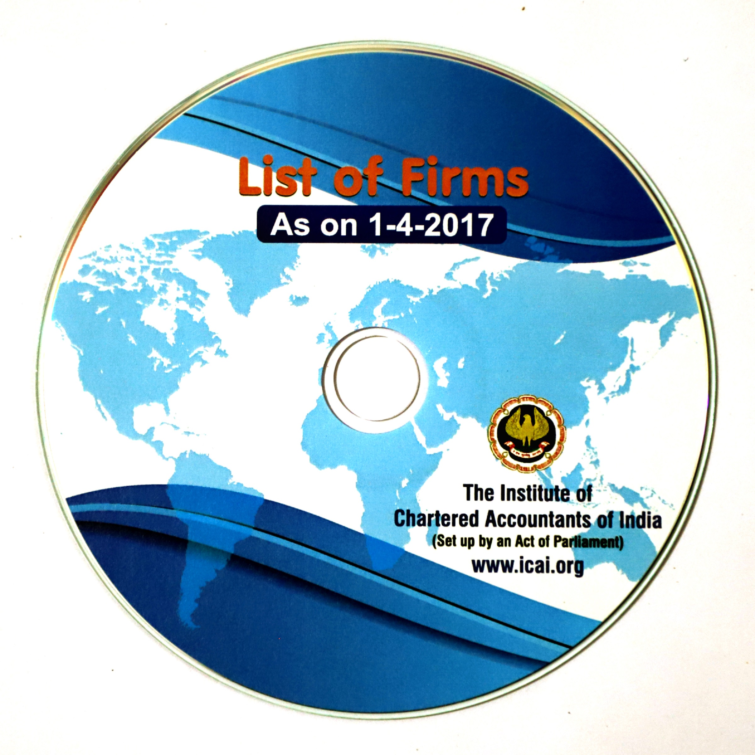 CD List of Firm (April 1, 2017)