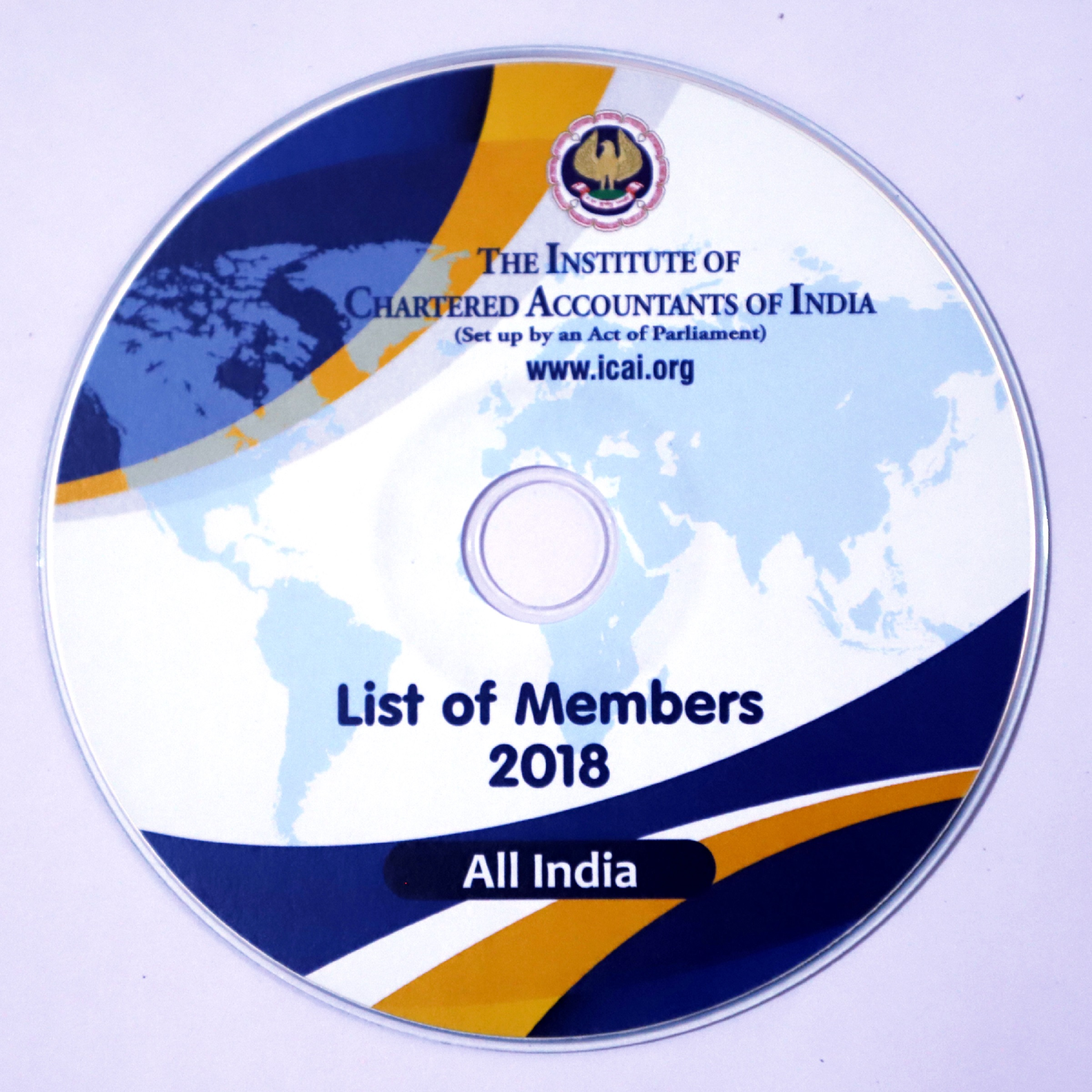 CD List of Members (April 1, 2018) - All India Basis