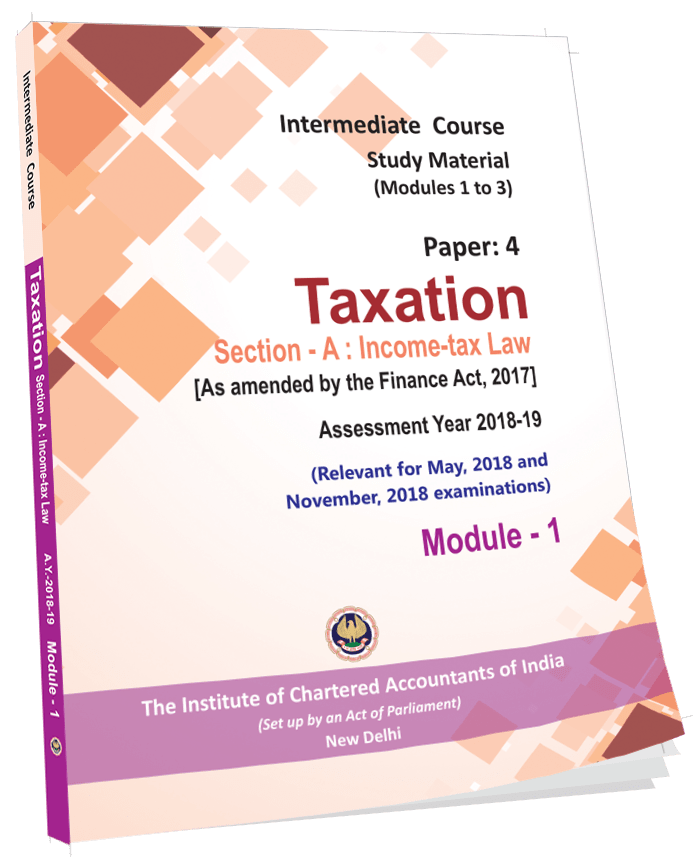 Income Tax Law - (Module 1-3) - (English), July, 2017