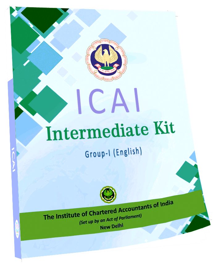 Intermediate Study Kit - Group l (English) , July 2018
