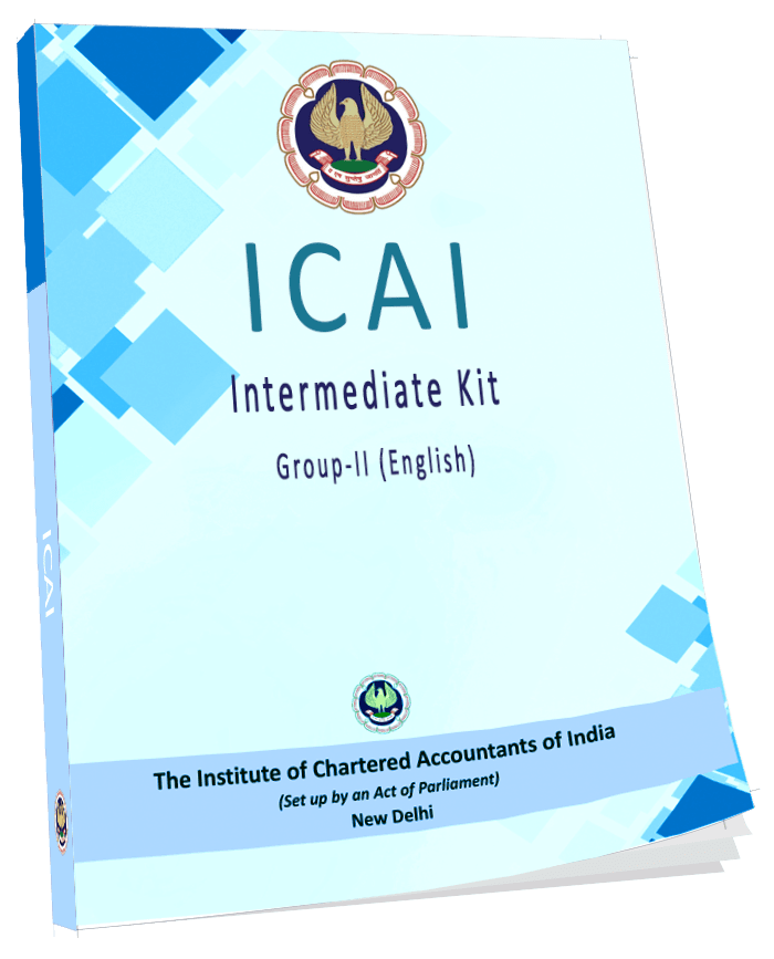 Intermediate Study Kit - Group ll (English) , July 2018